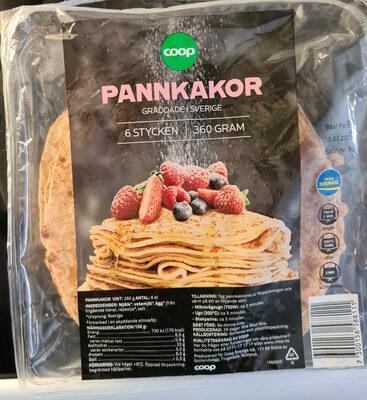 Pannkakor - Produit - sv