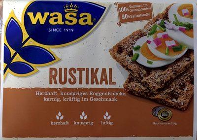 Knäckebrot Rustikal - Product - de