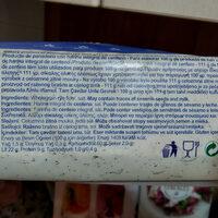 Wasa Crispy Bread Delikatess Crackers - Ingredientes - es