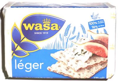 Wasa léger - Product