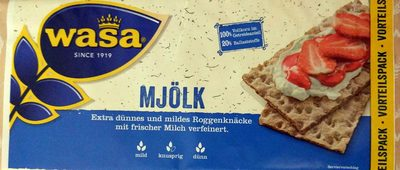 Mjölk - Produit