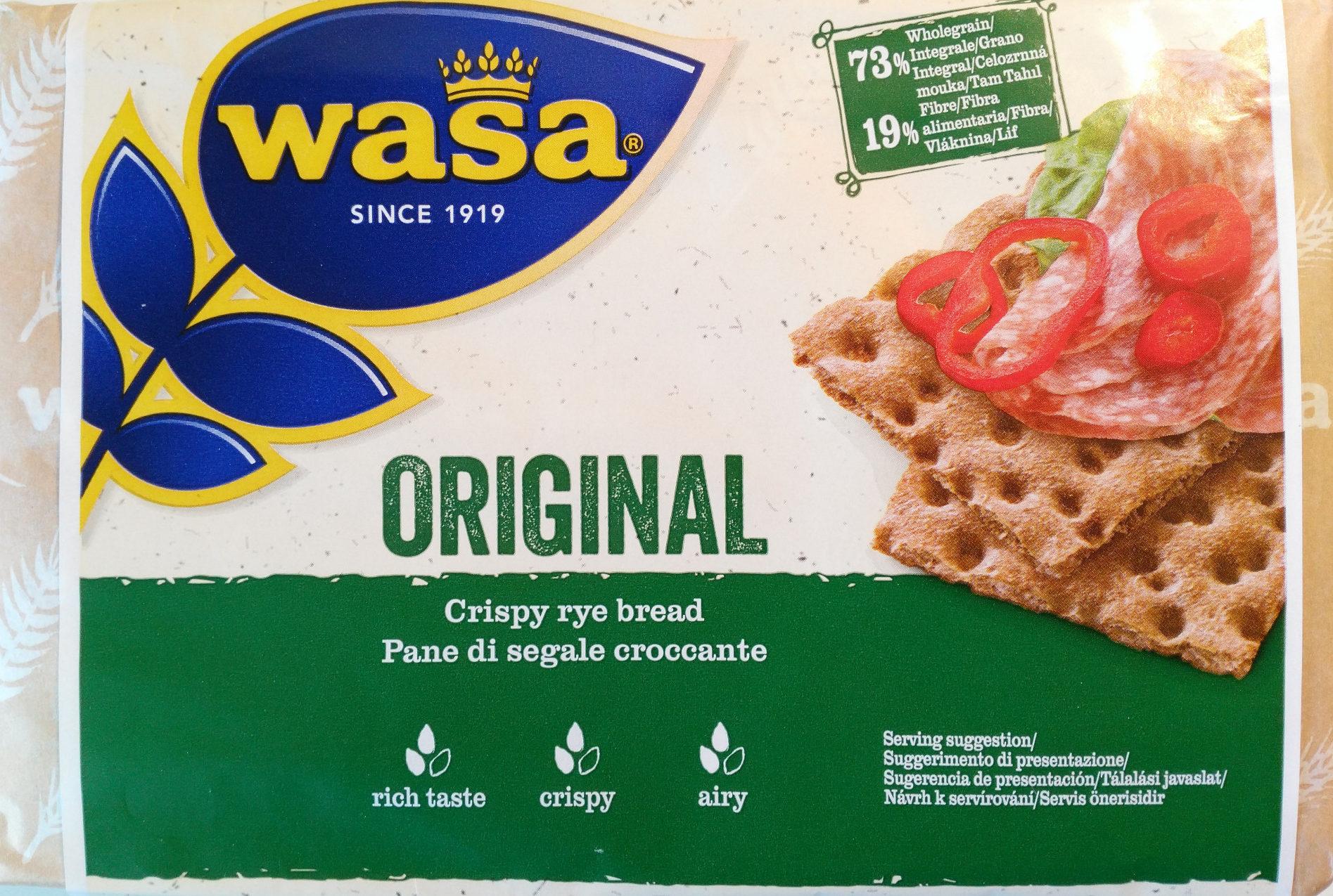 Biscotes integrales original - Product