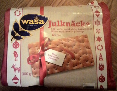 Wasa Julknäcke - Product