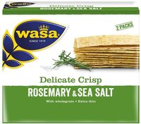 Pain croustillant Rosemary & Salt - Product - fr