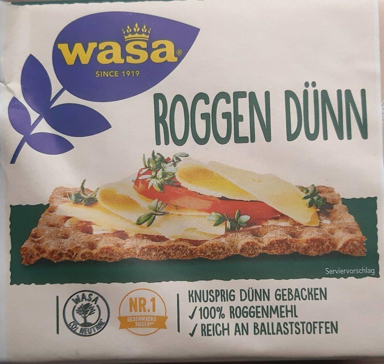 Roggen Günn - Product - de