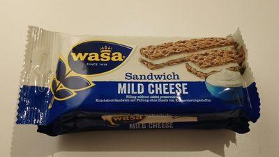 Wasa Cream Cheese Sandwiches 2 X 3 Pack (made In Sweden) - Produkt