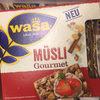 MÜSLI Gourmet - Produkt