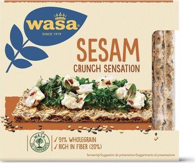 Wasa tartine croustillante crunch sensation sesame - Prodotto - fr
