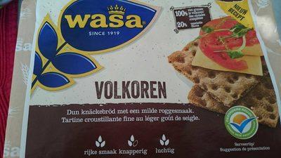 Wasa Volkoren - Product - en