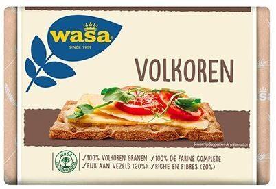 Wasa Volkoren - Product - nl