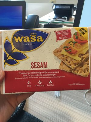 Wasa Sesam - Product - en
