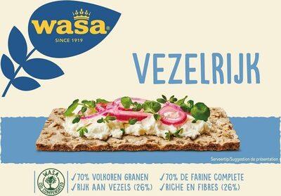 Pain croustillant Vezelrijk - Prodotto - fr