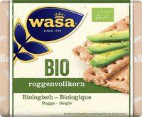 Wasa tartine croustillante bio - Prodotto - fr