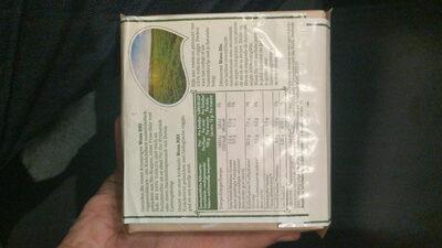 Wasa tartine croustillante bio - Valori nutrizionali