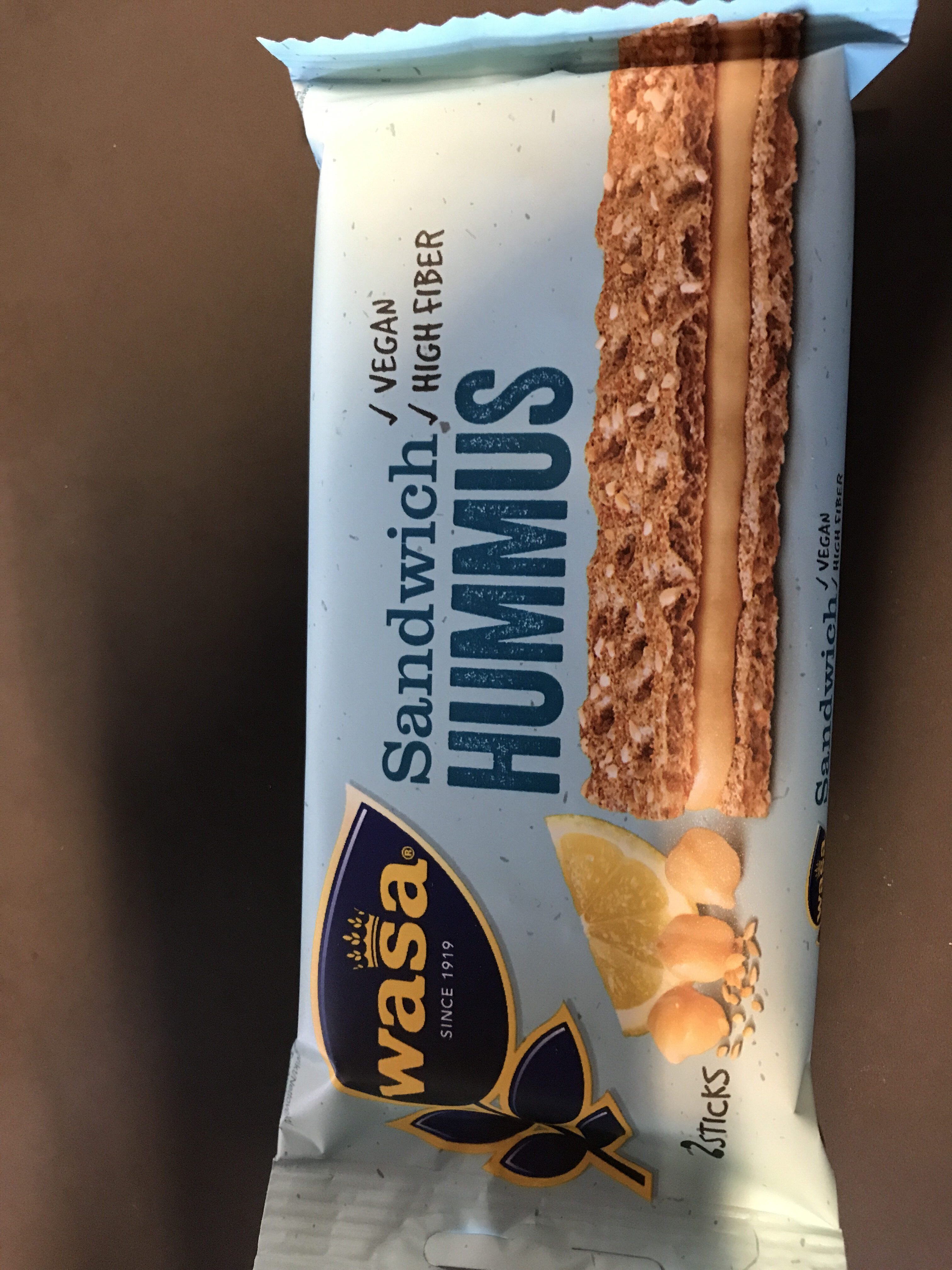 Sandwich hummus - Product