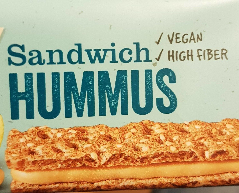 Sandwich hummus - Produit - fr