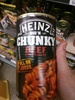 Chunky beef bolognese - Produit