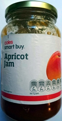 Apricot jam - Product