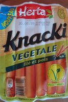 Knacki Végétale - Product