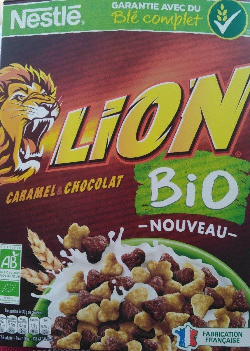 Céréales Lion Bio - Produit - fr