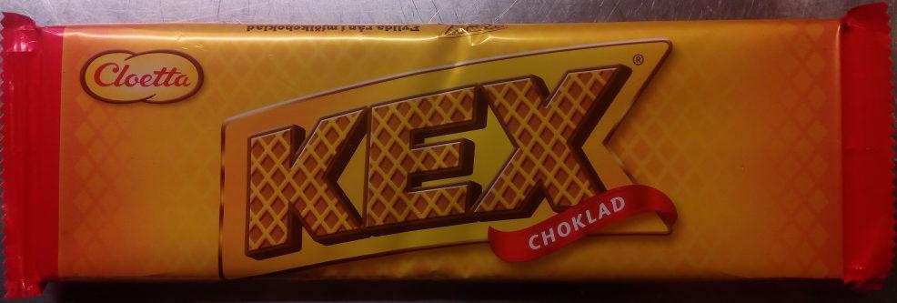 Kexchoklad Jätte 100 GR Cloetta - Product