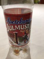 Apotekarnes Julmust - Produit - sv