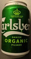 Carlsberg Danish Organic Pilsner - Product - en