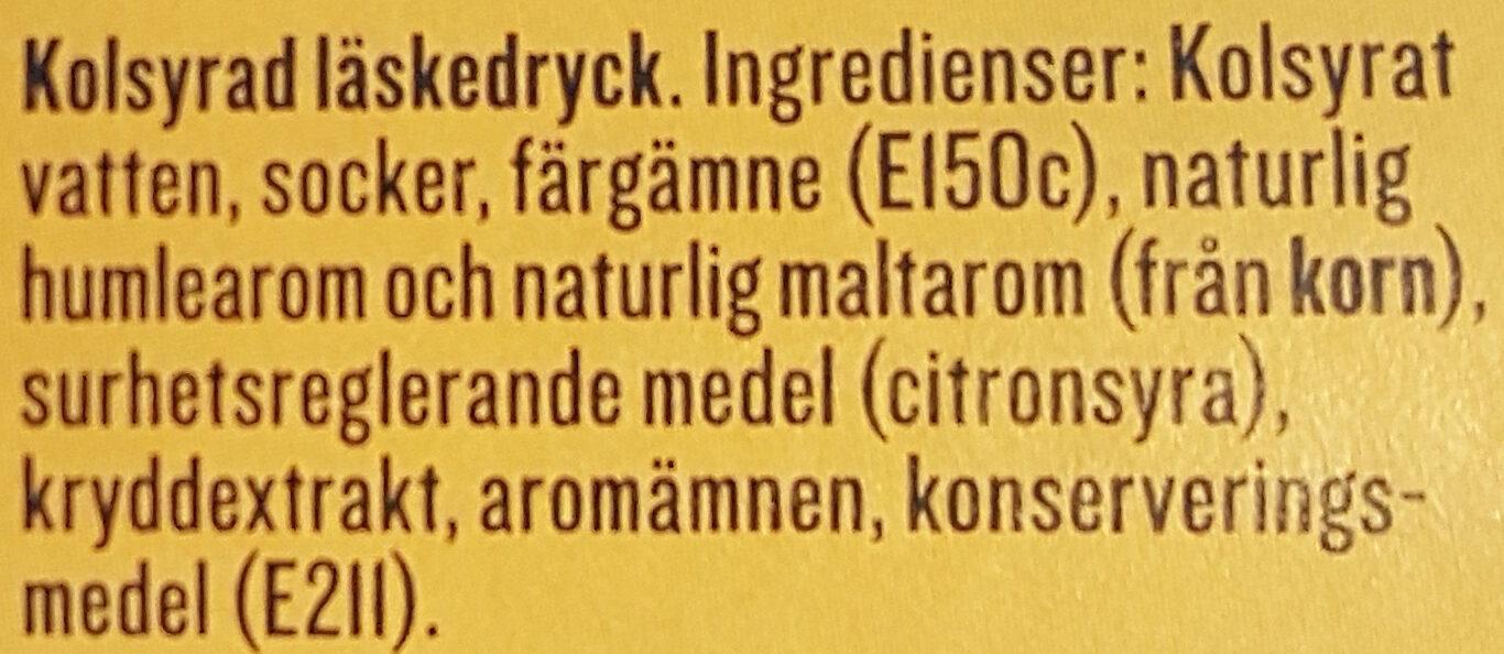 Apotekarnes Påskmust - Ingrédients - sv
