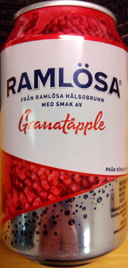 Ramlösa Granatäpple - Product
