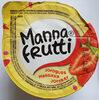 Mannafrutti Jordgubb - Produit