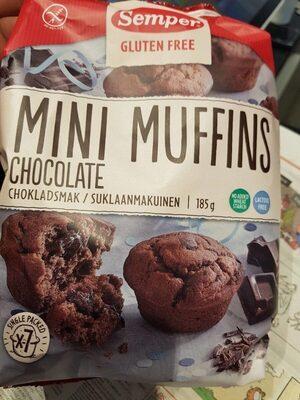 Mini Muffins Chocolate - Produit - fr