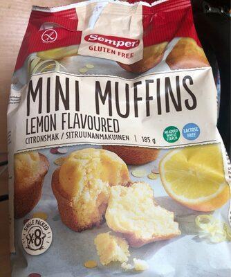 Mini Muffins Lemon - Produit - fr