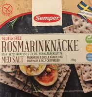 Rosmarinknäcke - Produit
