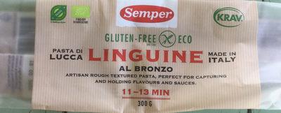 Linguine gluten-free eco - Product