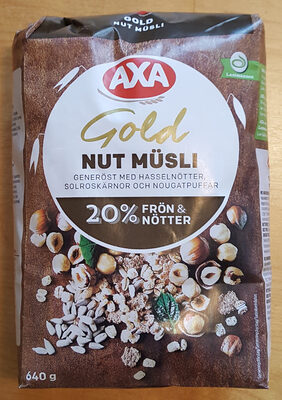 Gold Nut Müsli - Product