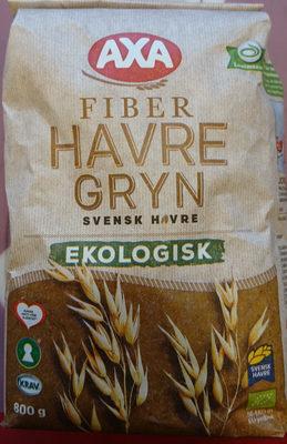 Fiberhavregryn - Product