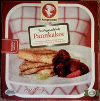 Kungsörnen Färdiggräddade Pannkakor - Produit - sv