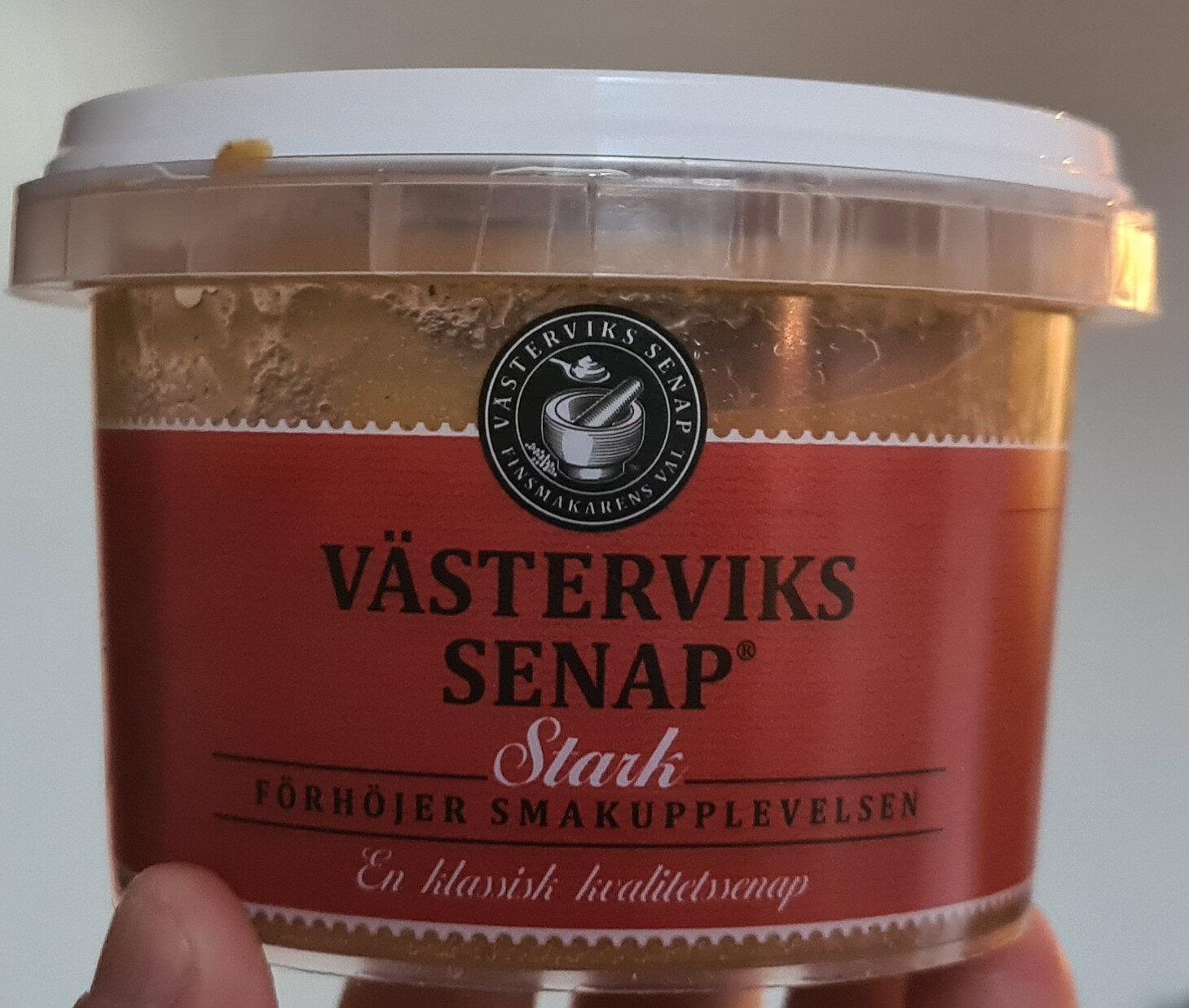 Västerviks senap - Prodotto - sv