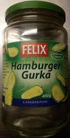 Felix Hamburger Gurka - Product