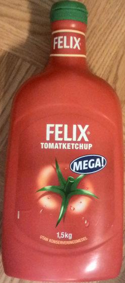 Felix Tomatketchup Mega! - Produit - sv