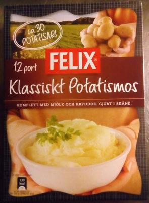 Felix Klassiskt Potatismos - Produit - sv