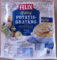 Felix Krämig potatisgratäng - Produit - sv