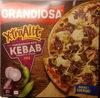 Grandiosa X-tra Allt Kebab - Product