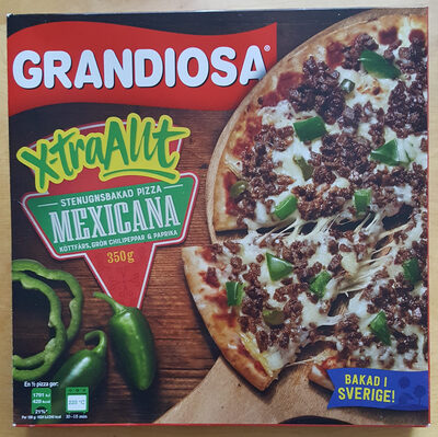 Grandiosa X-tra Allt Mexicana - Product