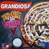 X-tra allt + Sås Stenugnsbakad Pizza Kebab - Product
