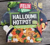 Halloumi hotpot - Produit - fr
