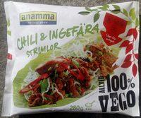 Anamma Chili- & Ingefärastrimlor - Product
