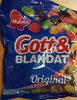 Malaco Gott & Blandat Original - Produit