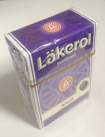 Licorice pastilles - Product
