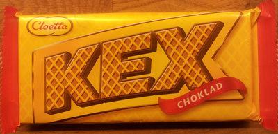 Kex choklad - Product
